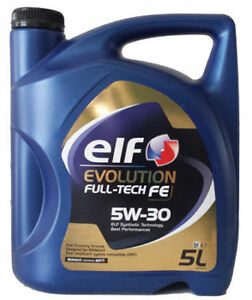 3-x-ELF-EVOLUTION-FULL-TECH-FE-Sintetico-SAE-5W30-C4-Aceite-de-Motor-5L-ELF-15L
