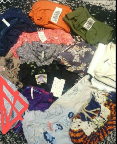 Free People Lot 13 Tops Tanks VTG 90s XS Small