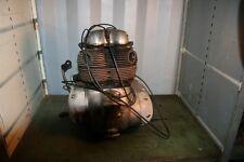 1965 BSA Motorcycle 650cc Engine w Dual Carburetors - A65L 10836