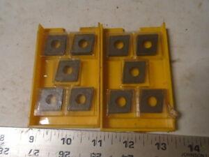 MACHINIST-TOOL-LATHE-MILL-Machinist-Carbide-Inserts-Bits-LT-18-Kennemetal-Etc