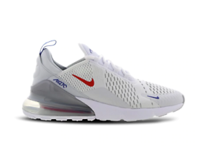 cheap for discount 302b2 a5abc Details about Nike Air Max 270 Premium Mens Size 10 11 12 13 14 Trainers  White Special Edition
