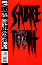 Sabretooth - Death Hunt (1993) #1 of 4