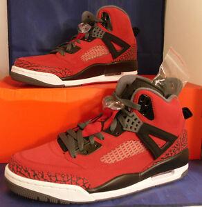buy popular d7441 6756d Image is loading Nike-Air-Jordan-Spizike-Toro-Bravo-Raging-Bull-