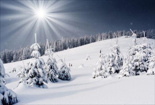16 Wall stickers deco sticker dimensions snow mountain-ref 1525