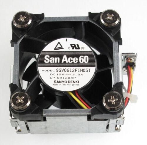 SAN ACE 60 12V ==2.0A COMPUTER//SERVER COOLING FAN SANACE 9GV0612P1H051