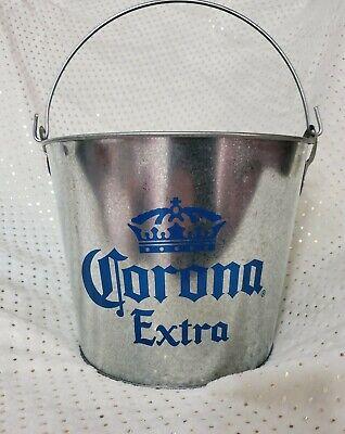 Corona Extra Beer Bucket With Built In Bottle Opener