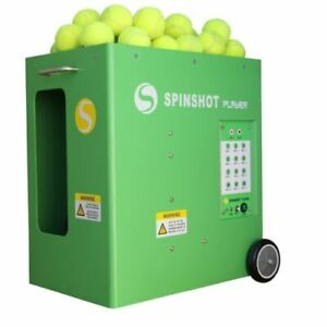 Brand-New-Spinshot-Player-Tennis-Ball-Machine-With-Phone-Remote-Supported
