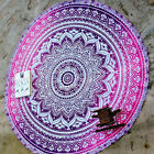 Indian Mandala Tapestry Wall Hanging Throw Towel Beach Yoga Mat Boho Hippie Rug