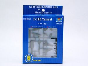 Trumpeter-06220-1-350-Scale-F-14D-Tomcat-Assembly-Aircraft-Model-Kits