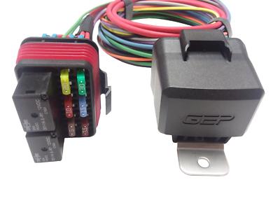 Universal Waterproof Relay Fuse Distribution Box  JEEP SPOD HWB18