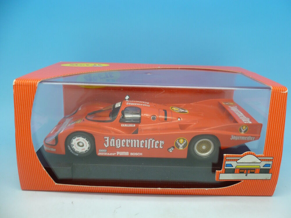 Slot it SICA02Z Porsche 956C Jagermeirter, mint boxed
