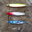 Sea-fishing-Vertical-Slow-jigs-pirks-baits-mackerel-pollack-bass-lures-luminous thumbnail 14