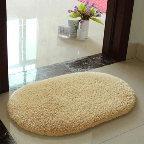 EL Anti-slip Mat Bathroom Bedroom Floor Soft Memory Foam Bath Home Carpet