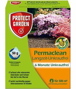 Protect-Garden-Permaclean-Langzeit-Unkrautfrei-500g-10-x-50g