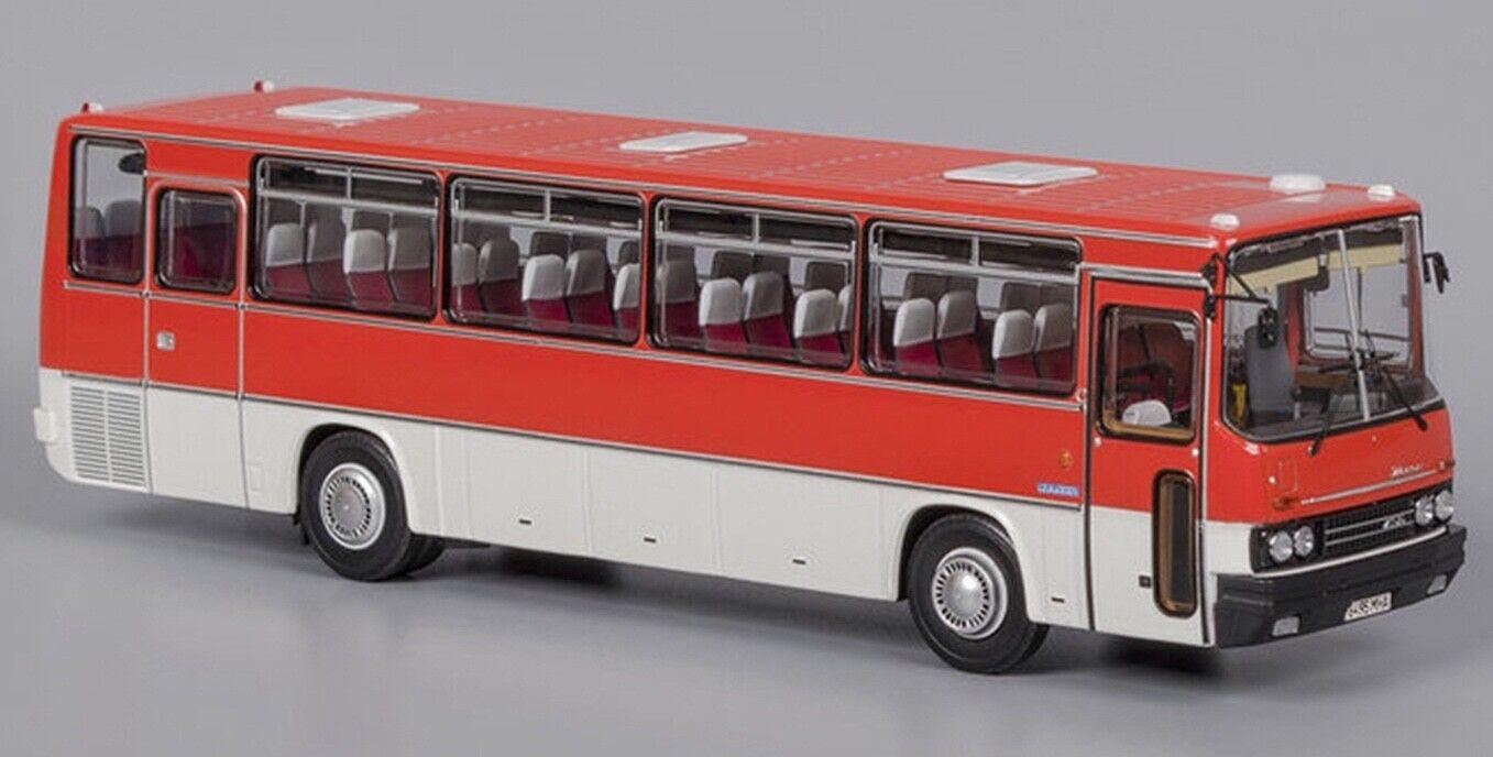 in cerca di agente di vendita Ikarus 256.54 rosso bianca autobus USSR 1 43 classeicautobus classeicautobus classeicautobus  migliori prezzi e stili più freschi