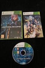 XBOX 360 : LIGHTNING RETURNS : FINAL FANTASY XIII - Completo, ITA ! Ottimo RPG