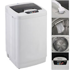 Portable Washing Machine Washer Small Automatic 1.87 Cu.ft/12 lbs Spin New