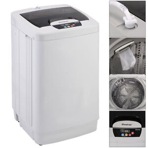 small washing machine portable washing machine washer small automatic 1 87 cu ft 10348