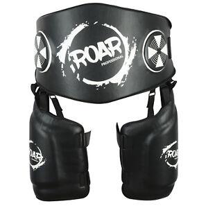 ROAR-MMA-Thigh-Pad-Leg-Protector-Guard-Kickboxing-Belly-Pad-UFC-Training-Gear