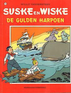 SUSKE-EN-WISKE-236-DE-GULDEN-HARPOEN