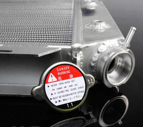 ALUMINUM RADIATOR FIT FORD MUSTANG 79-93 3 Rows 5.0L V8 2.3L I4 Manual 3 ROWS