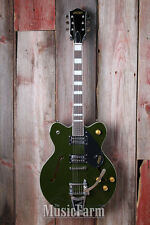 Gretsch G2622T Streamliner Center Block Electric Guitar with Bigsby Torino Green