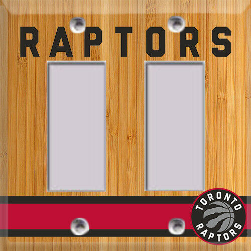 Basketball Toronto Raptors Light Switch Cover Choose Your Cover