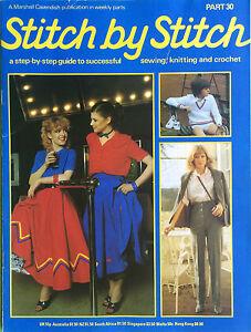 Stich-Von-Schritt-fuer-Guide-To-Sewing-Knitting-amp-Crochet-Teil-30