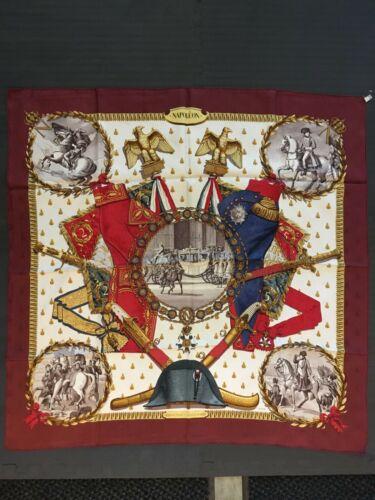Hermes Scarf - 'Napoleon' Jacquard - Philippe Ledo