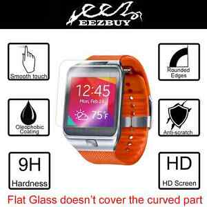 Tempered-Glass-Screen-Protector-Saver-For-Samsung-Gear-2-Neo-Smartwatch