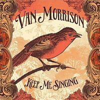 Van Morrison - Keep Me Singing [new Cd] on Sale