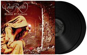 Count Raven – Messiah Of Confusion 2-lp Black Vinyl new in seal