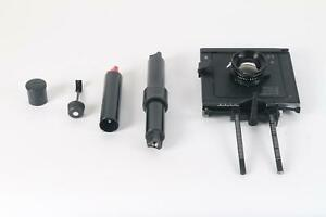 Sinar-PM79-1-Lens-Board-Sinaron-S-72-Degree-1-5-6-F-210mm-MC-lens