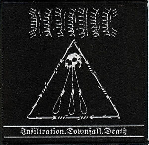 Revenge-Infiltration-Patch-Order-From-Chaos-Blasphemy-Slayer-Black-Death-Metal