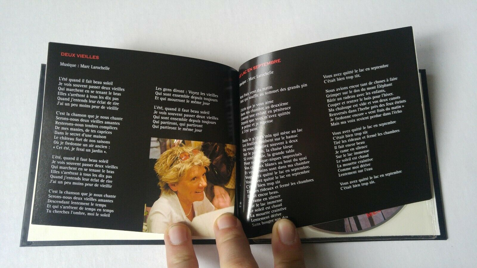 C Maison Et Jardin Magazine clemence mes classiques en public cd rare livre avec parole clémence  desrochers