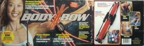 New IN BOX As Seen On Tv BODY BOW Exercise Muscle Toner