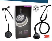 Best Master Cardiology Stethoscope 3m Littmann Classic Iii Clinical Tool Black