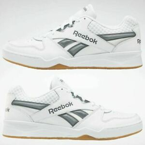 MEN-039-S-Reebok-Classic-Royal-Basse-2-Chaussures-FV0278-Blanc-Baskets-Decontractees-Taille-UK-12