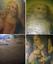 thumbnail 3 - ANTIQUE 19 C MUSEUM QUALITY GILT WOOD DEEP FRAME FOR LANDSCAPE PAINTING 30 X 16