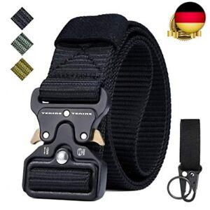Bergsteigen & Klettern Nylon Gurtband Gürtel mit Haken für Taschen Weitere Sportarten