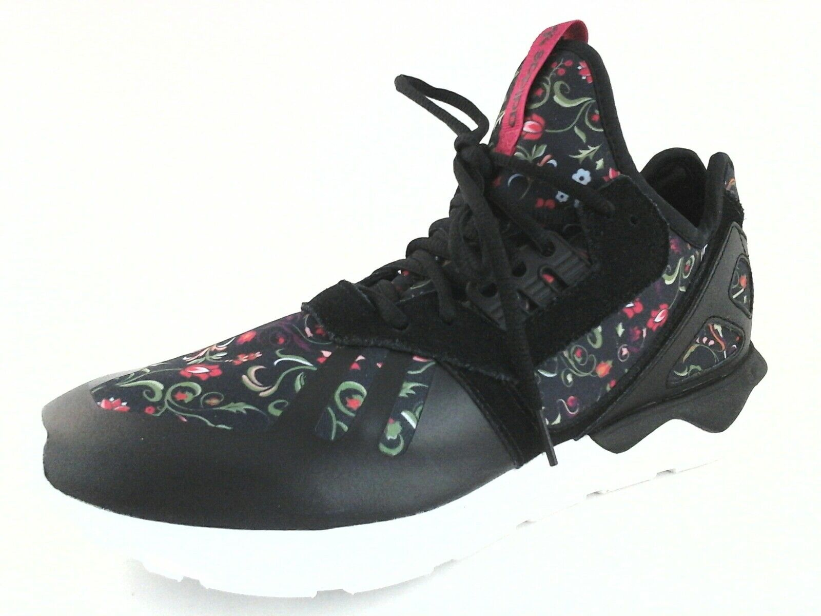 Adidas Tubular Womens AF6278 Sneakers shoes Athletic Flowers US 10  NEW