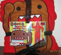 Adult One Piece Pj's Fleece Domo Hooded Footed Pajamas Free Same Day Shipping
