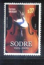 URUGUAY 2009 MUSIC  DANCE SODRE RADIO +TV  Yv 2421 MNH