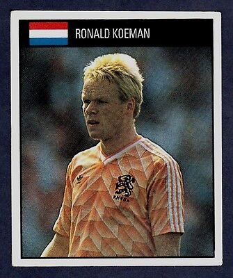 ORBIS 1990 WORLD CUP COLLECTION-#135-HOLLAND-ERWIN KOEMAN