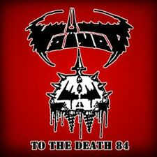 To The Death 84 - Voivod (2011, CD NEUF)