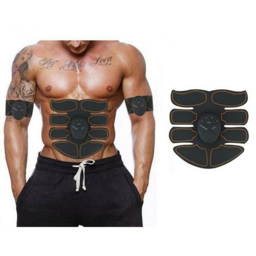 Details about  /Unisex  Ab Muscle Stimulator Abdominal Abs Hip Trainer Training Gear Pad