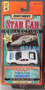 FERRARI-TESTAROSSA-From-MIAMI-VICE-1998-Matchbox-Star-Car