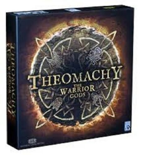 Theomachy le guerrier dieux EXP Board Game Brand New /& Sealed