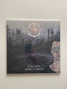 SOLAR-FAKE-You-Win-Who-Cares-LIMITED-2LP-VINYL-MP3-2018-Neu