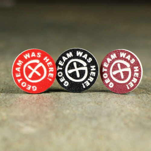 *NEW* Custom Geocaching Swag Prize Tokens Coins Laser Cut 20 or 50 Pack!